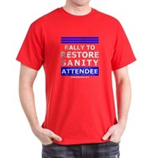 I attended* the Rally T-Shirt