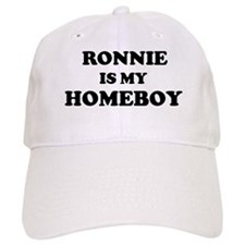 Ronnie Is My Homeboy Baseball Baseball Cap