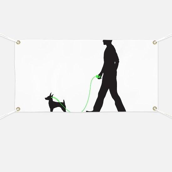 Toy Fox Terrier Banner