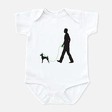 Toy Fox Terrier Infant Bodysuit
