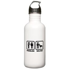 Tosa Inu Water Bottle