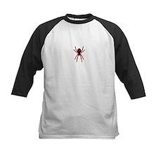 Unique Black widow spider Tee