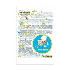 Posters With Origin Of Seabees