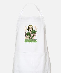 Recently Divorced BBQ Apron