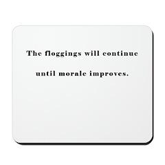 Flogging Mousepad