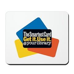 Smartest Card Mousepad