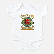 RIKERS ISLAND Infant Bodysuit