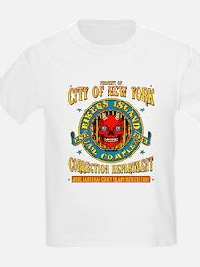 RIKERS ISLAND T-Shirt