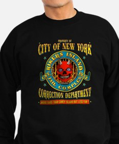 RIKERS ISLAND Sweatshirt (dark)