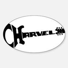 charvel Decal