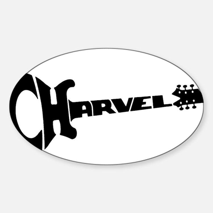 charvel Decal