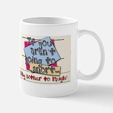 Snort Mug