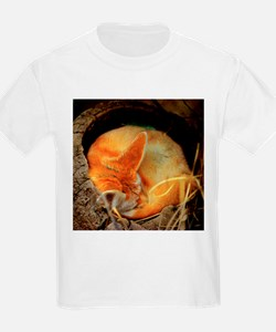 Fennec Fox Kids T-Shirt