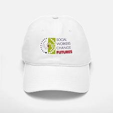 Social Workers Change Futures Baseball Baseball Cap