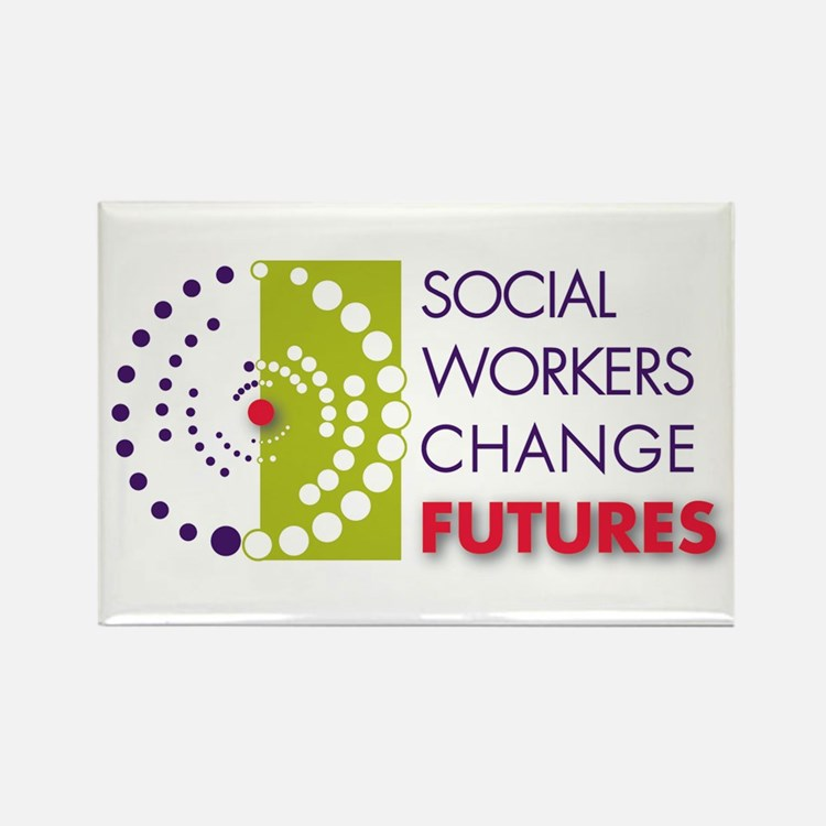 SWers Change Futures Rectangle Magnet (10 pack)