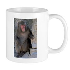 Japanese Macaque Definition Mug