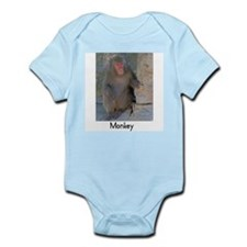 Monkey Infant Creeper