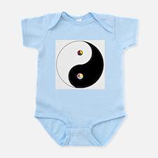 Peace Sign Dao Infant Bodysuit