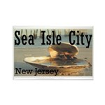 sea isle city pic background Magnets