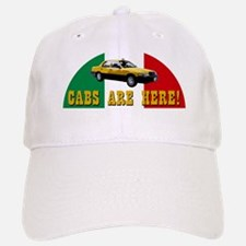 CABS ARE HERE! Baseball Baseball Cap