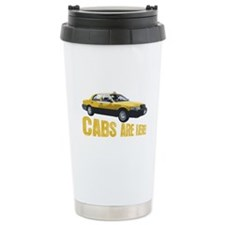 CABS ARE HERE! Travel Mug