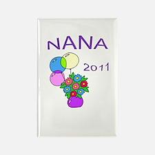 NANA 2011-1 Rectangle Magnet