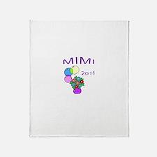 MIMI 2011-1 Throw Blanket