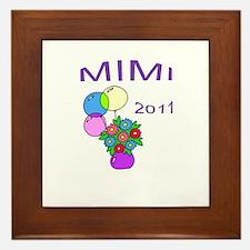 MIMI 2011-1 Framed Tile