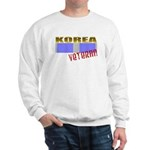 Korea Service Ribbon Sweatshirt