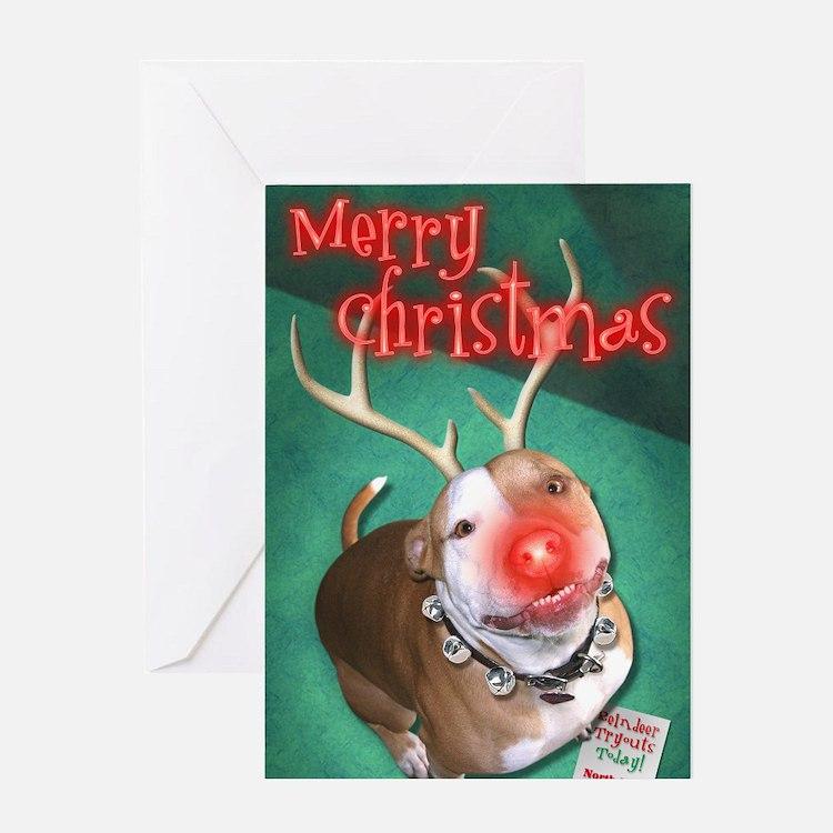 Boodolph Greeting Card