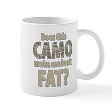 FAT IN CAMO Mug