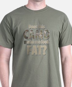 FAT IN CAMO T-Shirt