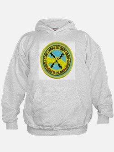 NAVAL SECURITY GROUP ACTIVITY, GALETA ISLAND Hoodie