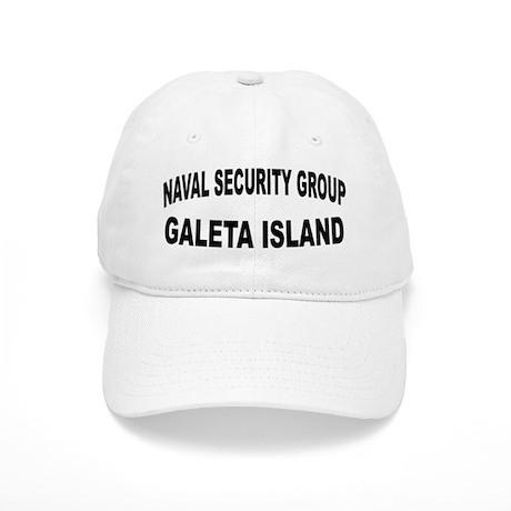 NAVAL SECURITY GROUP ACTIVITY, GALETA ISLAND Cap