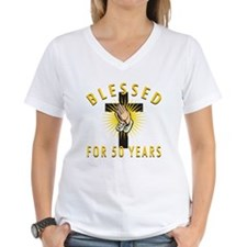Blessed For 50 Years Shirt