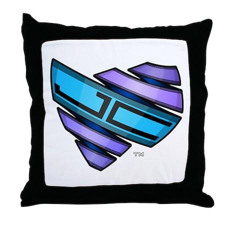 JCP Logo Throw Pillow