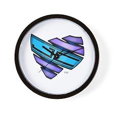 JCP Logo Wall Clock