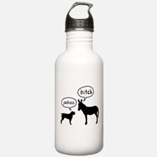 Wirehaired Pointing Griffon Water Bottle
