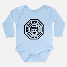Dharma Van Long Sleeve Infant Bodysuit