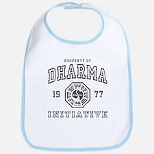 Property of Dharma 77 Bib