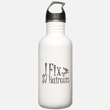 I Fix $7 Haircuts Water Bottle