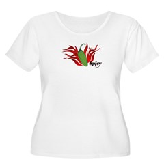 Fiery Chili Peppers T-Shirt
