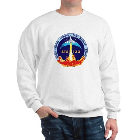 STS 133 Discovery Sweatshirt
