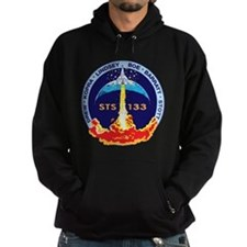 STS 133 Discovery Hoodie