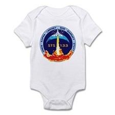 STS 133 Discovery Infant Bodysuit