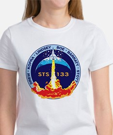 STS 133 Discovery Tee