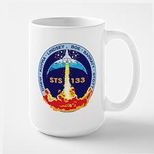 STS 133 Discovery Mug
