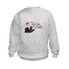 Rick Roll Sweatshirt
