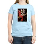 Lady (S) - Cairn Terrier 4 Women's Light T-Shirt