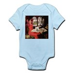 Lady (S) - Cairn Terrier 4 Infant Bodysuit